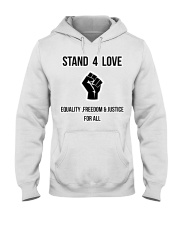 STAND 4 LOVE  Hooded Sweatshirt thumbnail