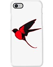 Red Cardinal Bird Phone Case thumbnail