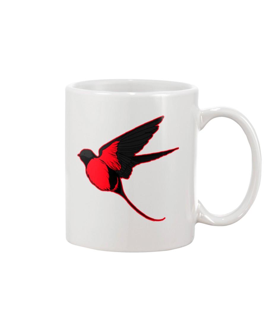 Red Cardinal Bird Mug