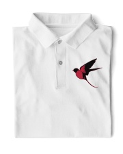 Red Cardinal Bird Classic Polo thumbnail