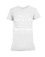 Proud Sister Premium Fit Ladies Tee thumbnail