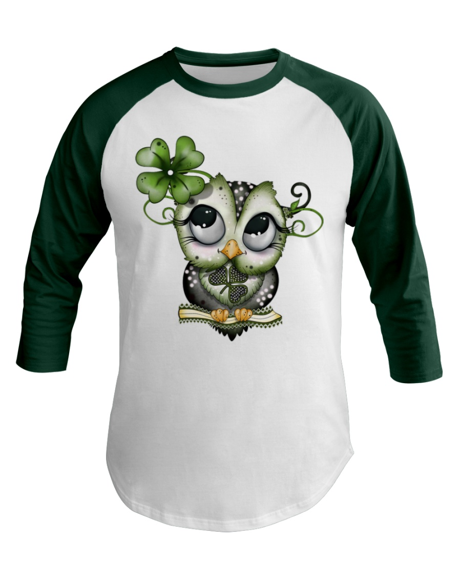 Patrick's Day Limited Time Out Baseball Tee
