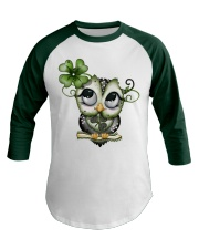 Patrick's Day Limited Time Out Baseball Tee front