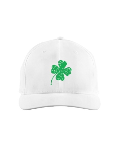 St Patricks Day Irish Costume Shamrock Cadet Cap