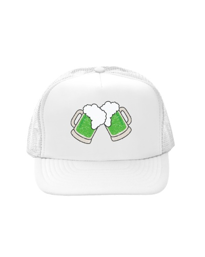 Saint Patrick's Day Irish Day Hat Cap Beer Cap