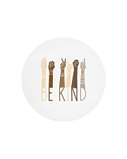 Be Kind Sign Language Hand Talking Teachers Circle Cutting Board tile
