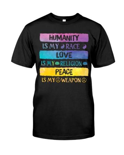 Humanity - Love - Peace