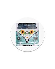 Limited edition bus Circle Magnet thumbnail