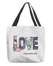 Love grammy All-over Tote thumbnail