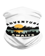 Camping Adventure Awaits Quote Love Camp Summer  Neck Gaiter thumbnail
