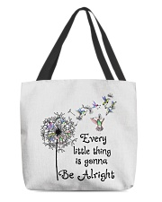 every little thing is gona be alright All-over Tote thumbnail
