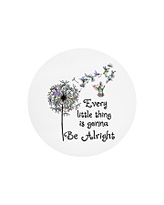 every little thing is gona be alright Circle Cutting Board thumbnail