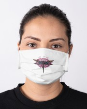 Let It Be Dragonfly Love Yoga Graphic w Cloth face mask aos-face-mask-lifestyle-01
