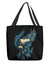 All good things are wild and fre All-over Tote thumbnail
