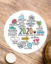2020 Circle Coaster aos-coaster-round-front-lifestyle-1