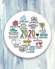 2020 Circle Coaster aos-coaster-round-front-lifestyle-5