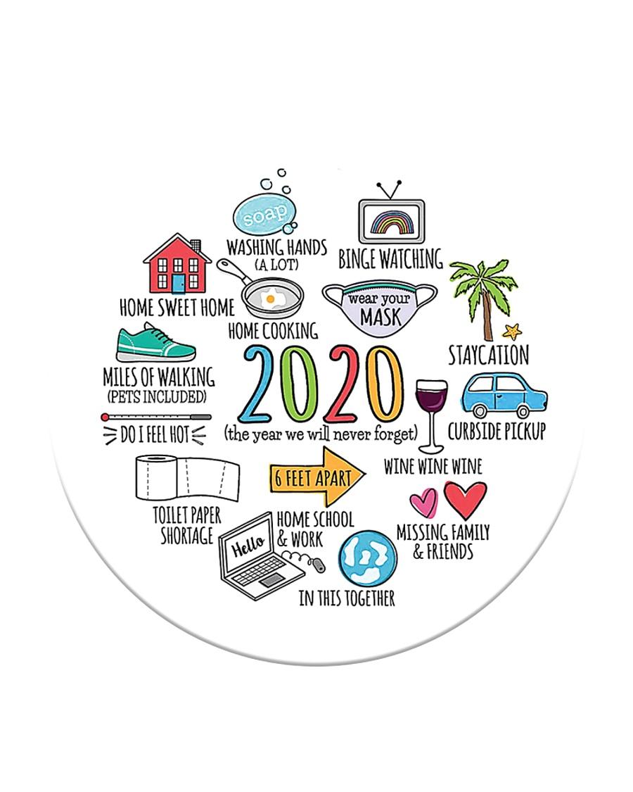 2020 Circle Coaster