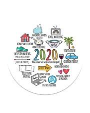2020 Circle Coaster front