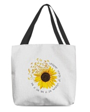 Whisper words of wisdom let it be let it be G All-over Tote thumbnail