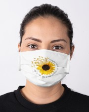 Whisper words of wisdom let it be let it be G Cloth face mask aos-face-mask-lifestyle-01