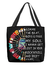 Give Me The Beat Boys All-over Tote thumbnail