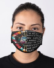 Give Me The Beat Boys Cloth face mask aos-face-mask-lifestyle-01