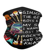 Give Me The Beat Boys Neck Gaiter thumbnail