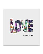 Love nana Square Coaster thumbnail