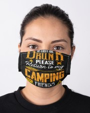 If lost or Drunk please  Cloth face mask aos-face-mask-lifestyle-01