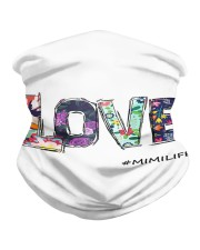 Love mimi Neck Gaiter tile