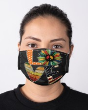 Hippie love Cloth face mask aos-face-mask-lifestyle-01