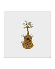 Acoustic Guitar Tree of Life Square Coaster thumbnail