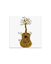 Acoustic Guitar Tree of Life Square Magnet thumbnail