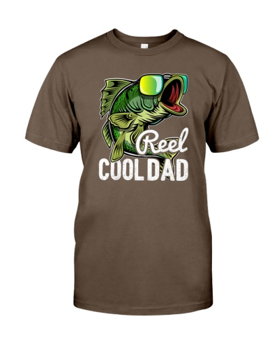 Mens Reel Cool Dad Fishing Sunglasses Father's
