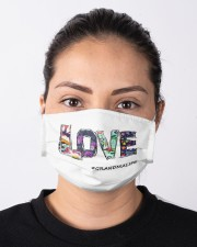 Love grandma Cloth face mask aos-face-mask-lifestyle-01