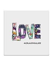Love grandma Square Coaster thumbnail