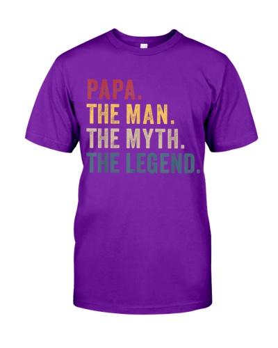 Papa Man Myth Legend
