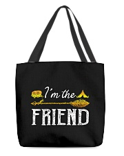 Im the friend All-over Tote thumbnail