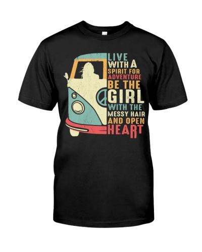 Hippie - Girl - Heart