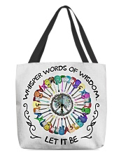 Let it be All-over Tote thumbnail