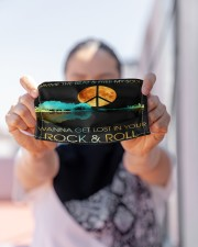 I wanna get lost in your rock n roll Cloth face mask aos-face-mask-lifestyle-07