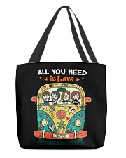 All you need is love All-over Tote thumbnail