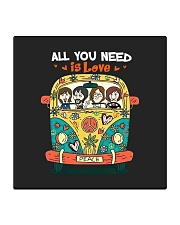 All you need is love Square Coaster thumbnail