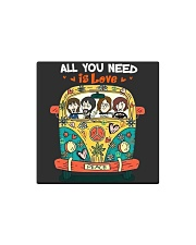 All you need is love Square Magnet thumbnail