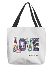 Love mom All-over Tote thumbnail