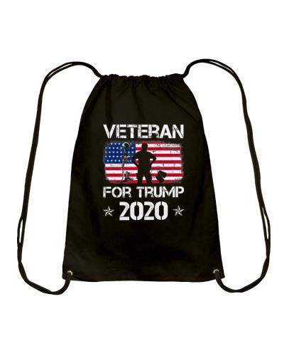 Veterans For Trump 2020 Shirt Military