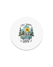 Womans Stay Trippy Little Hippie w Circle Magnet thumbnail