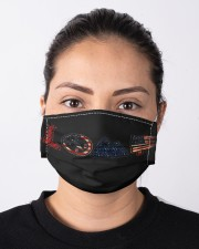 I love camping Cloth face mask aos-face-mask-lifestyle-01