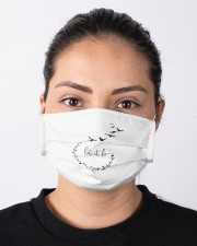 Let It Be Birds Hippie G Cloth face mask aos-face-mask-lifestyle-01
