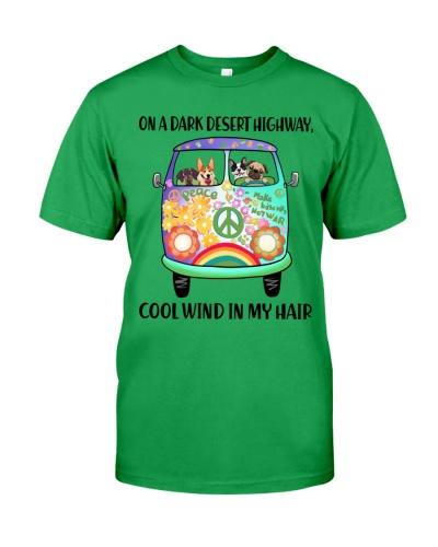 On A Dark Desert Highway - Cool Wind In My Hair